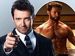 'It's pretty brutal': Hugh Jackman reveals how his dehydration fitness regime got him ripped for X-Men as he mixes it up for Manhattan magazine