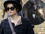 Helena Bonham Carter steps out after labelling cheating claims 'absolute nonsense' following pictures of partner Tim Burton 'kissing' mystery blonde