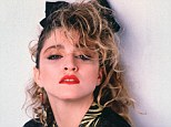 Rooftop attack: A young Madonna poses for the camera. The singer has revealed she was raped at knifepoint after arriving in New York as a 19-year-old dreaming of stardom