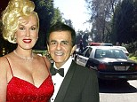 Police called to DJ Casey Kasem's home after second wife Jean 'refuses to let his protesting children see their seriously ill father'