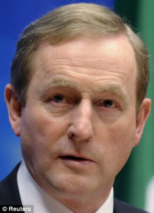 Enda Kenny, Ireland's Prime Minister, lead the campaign to abolish the upper house of Parliament and defeat in the referendum today will be seen as a personal embarrassment