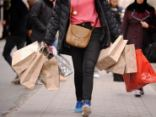 Big spender: Shoppers are helping to fuel the economic recovery