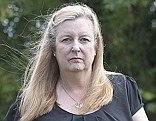 Loyal: Gaynor Evans has been with Lloyds for 30 years