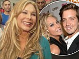 'He's lovely!' Adrienne Maloof opens up about her 'new friend' toyboy heir Jacob Busch