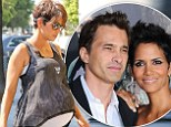 It's a boy! Halle Berry and husband Olivier Martinez welcome their first child together