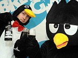 Throat-burner: Brewdog's Tactical Nuclear Penguin beer is 32 per cent alcohol and The End of History is 55 per cent