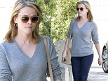 Reese Witherspoon steps out in Los Angeles