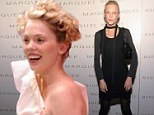 Fashion's most infamous? Project Runway model Morgan Quinn is arrested for lying to police