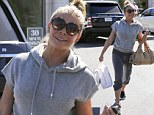 'I just went on a pumpkin spree!' LeAnn Rimes stocks up on her seasonal favourites at high-end Williams-Sonoma store after workout