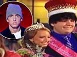 Her time to shine! Eminem's beloved teen daughter Hailie Scott is crowned Homecoming Queen