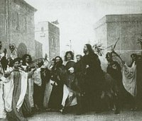 Passion Play of Oberagammu (1897)