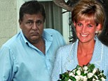 The heart surgeon, nicknamed ¿Mr Wonderful¿ by the princess, said the pair were ¿inseparable¿ during their two-year romance and revealed he is still struggling to come to terms with her death 16 years on