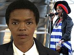 Tour reprieve: Lauryn Hill, shown in a June 2012 mugshot released by the U.S. Marshals Service, will be allowed to leave her three-month home detention as part of her sentence for tax evasion to go on tour