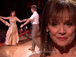 'I am not at all ready to quit!' Cancer-stricken Valerie Harper sheds tears as she is eliminated from Dancing With The Stars