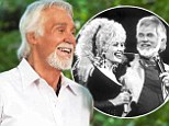 'We just teased each other for 30 years!' Country singer Kenny Rogers comments on his rumoured affair with Dolly Parton
