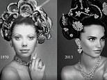 Graff Recreates 'Hair & Jewel' With Half-Billion-Dollar Diamond Jewel Hairstyle