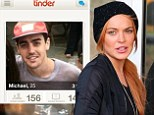 Thanks sis! Lindsay Lohan outs her brother Michael Jr for having a Tinder dating profile revealing she too has turned to the love app