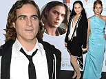 Joaquin Phoenix shows the strain at charity event as the 20th anniversary of brother River's death looms following revelations in new tell-all book