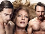 Was it good for you? Nymphomaniac posters showcase stars Shia LaBeouf, Uma Thurman and Christian Slater in a state of post-coital bliss