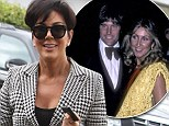 How Kris Jenner was 'insanely jealous' of Bruce's ex-wife Linda Thompson... who he rekindled friendship with before announcing split