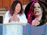 Ozzy Osbourne is the picture of health and happiness in Rio