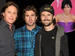 Bruce Jenner's sons Brody and Brandon 'thrilled' about his split from Kris Jenner, who they blame for years of estrangement