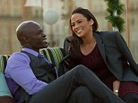Taye Diggs and Paula Patton star in the comedy Baggage Claim