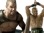 My big, fat Greek crush! Hercules teaser trailer featuring shirtless Kellan Lutz goes viral as star heads off to NY Comic-Con