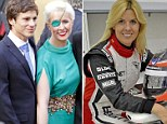 Tributes have been paid to the former Formula One test driver Maria de Villota (pictured), who has been found dead in her hotel room.