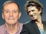 Rolling Stones legend Keith