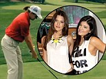 Family divided: Brody Jenner blames Kris Jenner for his father's under par golf swing... as 'Kendall moves in with Bruce leaving Kylie with her mother'