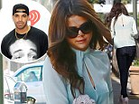 Selena Gomez admits to crush on Drake... but says he probably doesn't fancy her because derrière is 'just not big enough'