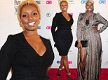 'I like being a curvy girl!' says reality star NeNe Leakes after admitting that she didn't mean to lose as much as 20 pounds