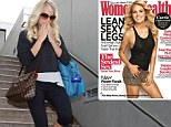 That's how she does it! Carrie Underwood reveals her secret to staying slim... And her healthy indulgence