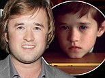 'I see... quite a difference!' The Sixth Sense star Haley Joel Osment is all grown up at movie screening in New York