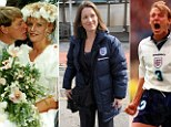 Stuart Pearce has left his wife Liz