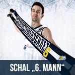 Schal 6. Mann