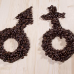 men and women coffee beans