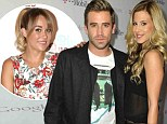 Lauren Conrad's former bad boy ex Jason Wahler, who broke her heart on The Hills, marries Ashley Slack in Malibu