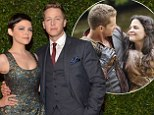A fairytale romance: Once Upon A Time co-stars Ginnifer Goodwin and Josh Dallas are engaged
