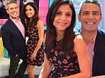 'I've been in love two and a half times': Andy Cohen opens up about his romantic life as Bethenny Frankel turns the tables on him