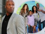 The kids are NOT all right: Lamar Odom leaves kids Destiny and Lamar Jr 'disappointed and saddened' after cancelling plans at the last minute