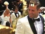 Laguna Beach star Jason Wahler ties the knot with girlfriend Ashley Slack in romantic Malibu ceremony