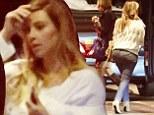 Weightloss mission: Kim Kardashian looking fab on having dinner in Los Angeles