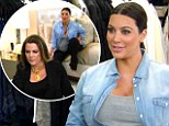 'How do I book a hospital?' Kim makes last minute delivery preparations on Keeping Up With the Kardashians