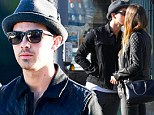 Joe Jonas caught kissing girlfriend Blanda Eggenschwiler a day after he was 'spotted with Demi Lovato's addiction specialist'