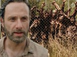 Walking Dead makes a record-shattering return as 16.1m viewers are glued to TV screens likes zombies for Season 4 premiere