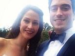 Mad Men's Ben Feldman, Michelle Mulitz tie the knot on Saturday
