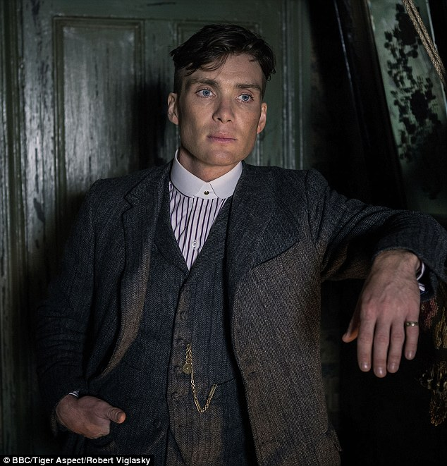 Also in the running: Cillian Murphy's name has also reportedly been thrown into the ring