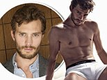 Fifty Shades Of Phwoar! Irish hunk Jamie Dornan leads list of contenders to star as Christian Grey... as screenwriter Patrick Marber joins movie